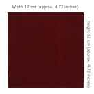 Chrimen Fabric Plain S06