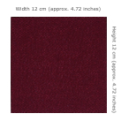 Chrimen Fabric Plain S08