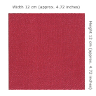 Chrimen Fabric Plain S09