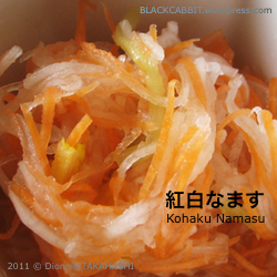 Pickled Radish carrot