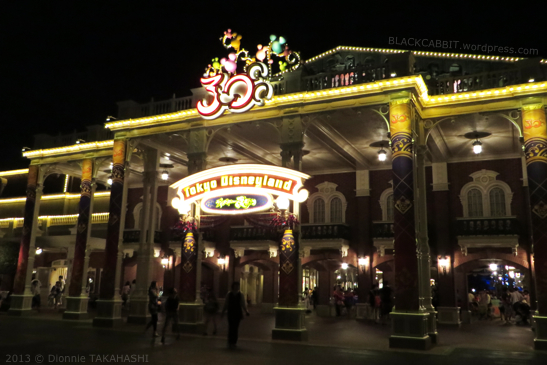 Disneyland Anniversary