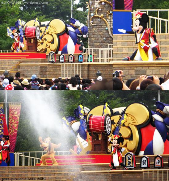 Disney Natsu Matsuri