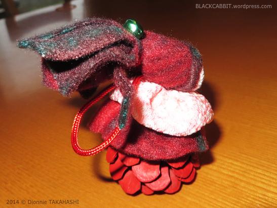 Christmas Doll decoration
