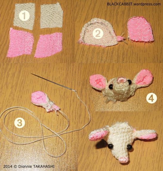 Handmade Animal doll