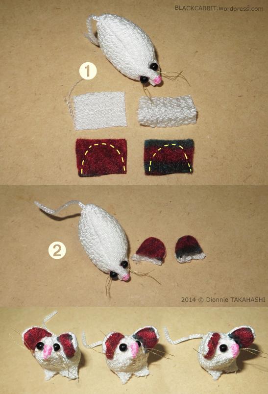 Chirimen craft