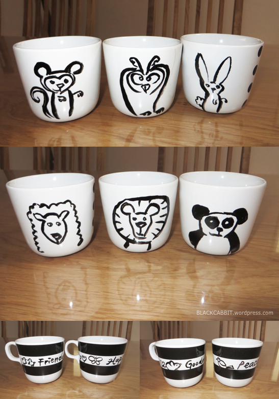 DIY Painted Mug