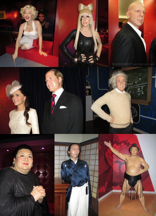 Madam Tussauds Tokyo