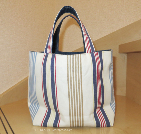 Reversible Tote Bag Pattern