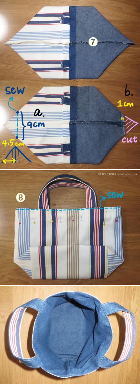 DIY Tote Bag
