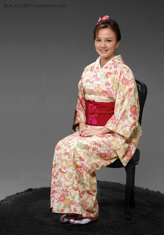 learn how to wear Kimono
