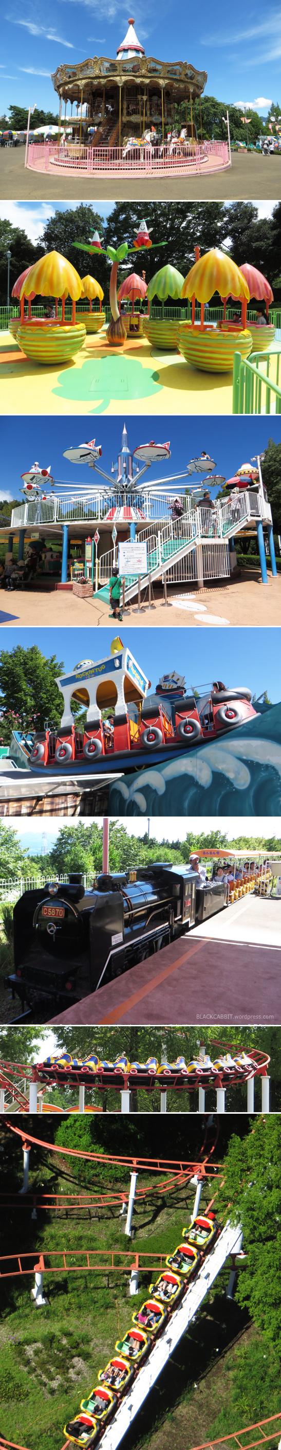 Gunma amusement park