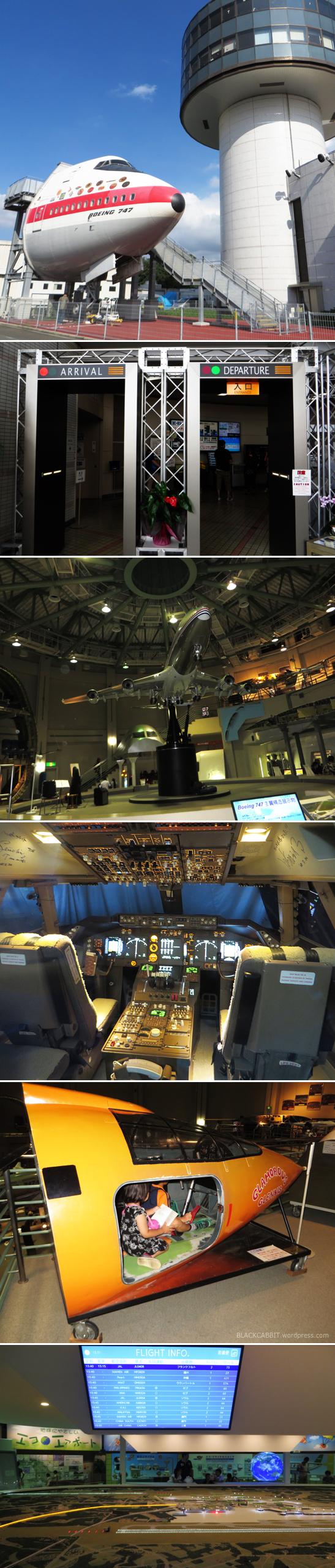 Aero museum Japan