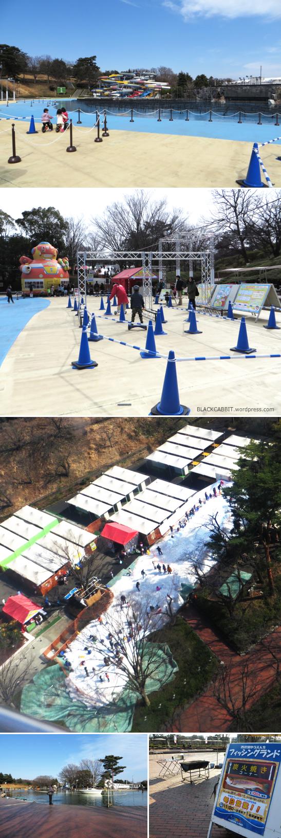 Saitama Amusement Park